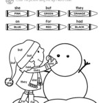 Christmas Worksheets For First Grade – Benchwarmerspodcast