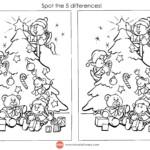 Christmas Worksheets - Rhino Stationery