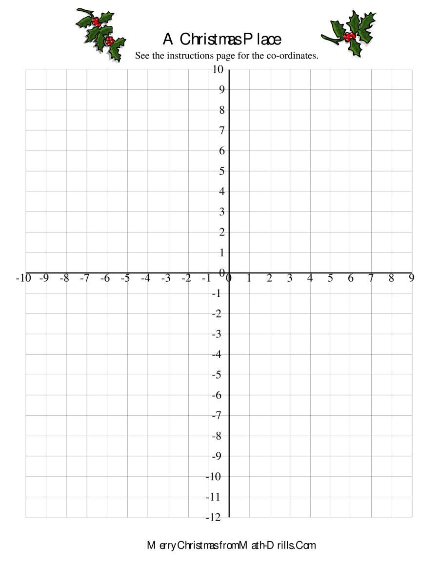 Co-Ordinate Geometry Activity