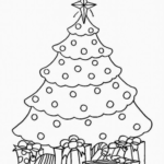 Coloring Christmas Tree – Coloring Pages | Christmas Tree