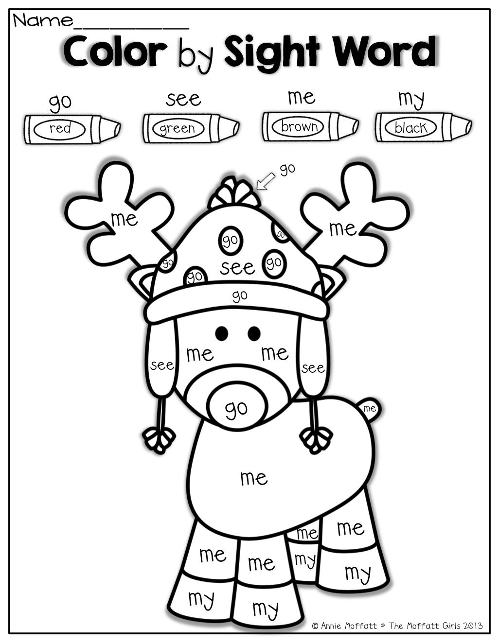 December No Prep Packet (Kindergarten) | Christmas