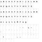 Ds Coptic Regular Truetype Font