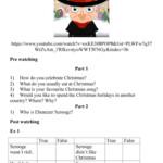 English Esl Christmas Carol Worksheets - Most Downloaded (36