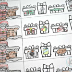Free Alphabet Christmas Worksheets For Kindergarten