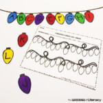 Free Christmas Abc Order Sensory Bin Printables For