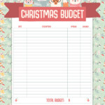 Free Printable Christmas Planner Pack | The Cottage Market