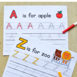 Free Printable Letter Tracing Packet - Blessed Beyond A Doubt