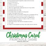 Guess The Christmas Carol Game - Lil' Luna | Christmas Carol