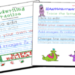 Handwriting Practice And Copywork Worksheets Maker