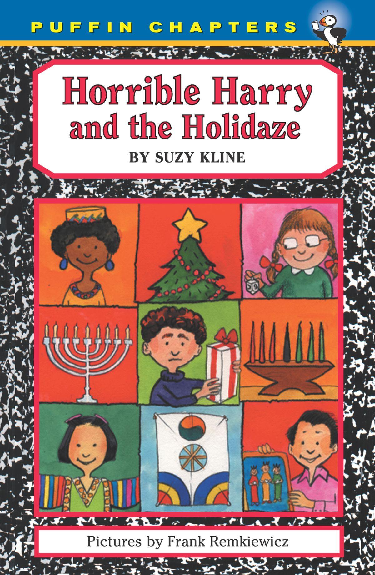 Horrible Harry And The Holidaze Ebooksuzy Kline - Rakuten Kobo