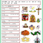 How Do Christians Celebrate Christmas? - English Esl