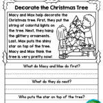 I Hope That Your Students Will Enjoy These No Prep December