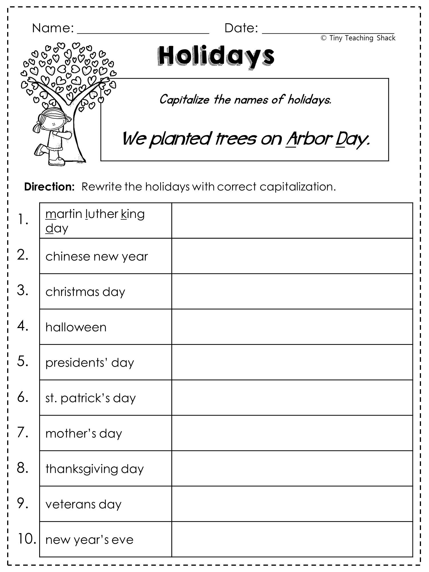 Incredible Ela Worksheets 2Nd Grade – Samsfriedchickenanddonuts