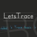 Letstrace Font Family · 1001 Fonts | 1001 Fonts, Fonts, Font