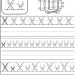 Letter X Worksheets For Preschool - Preschool Worksheet Gallery