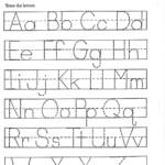 Math Worksheet ~ Astonishingen Tracing Worksheets Alphabet