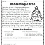 Math Worksheet ~ Awesome Comprehension Stories For 2Nd Grade