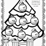 Math Worksheet ~ First Grade Christmas Worksheets Color