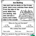 Math Worksheet ~ Math Worksheet First Grade Literacy