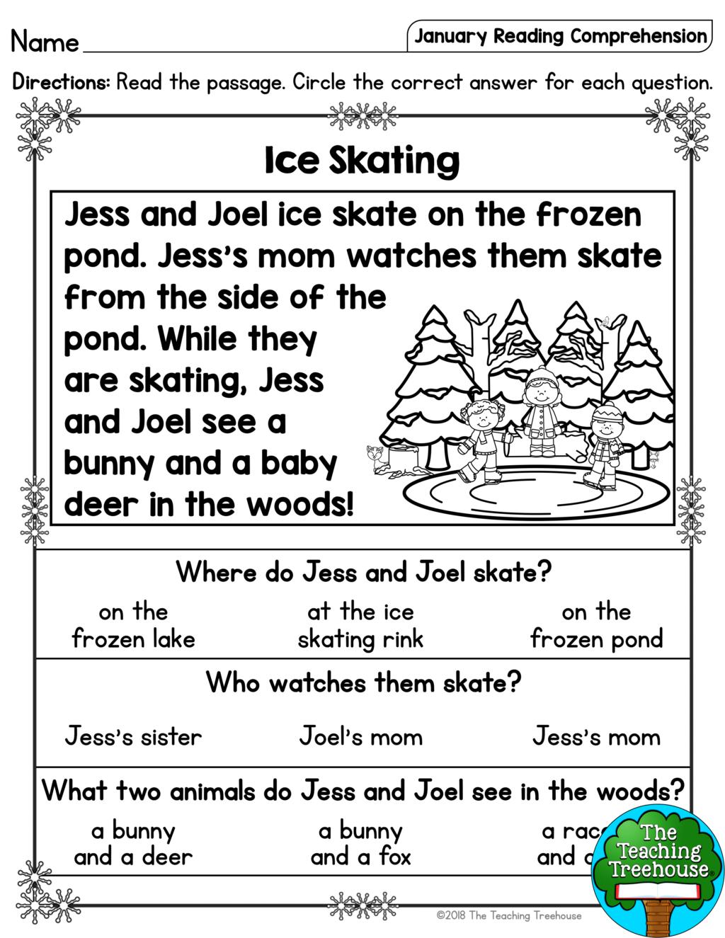 Math Worksheet ~ Math Worksheet First Grade Literacy