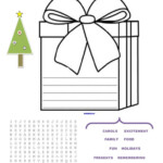 My Christmas Wish List - English Esl Worksheets For Distance