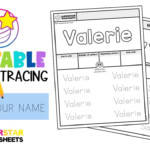 Name Tracing Worksheets - Superstar Worksheets