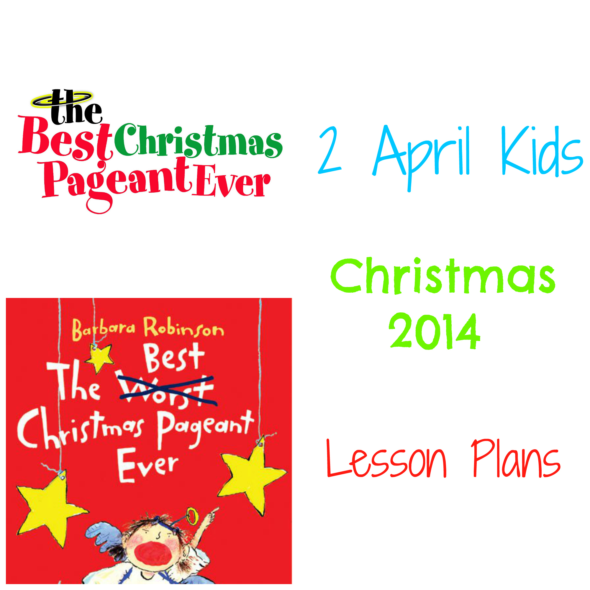 Our Homeschool Christmas Unit 2014 – The Best Christmas