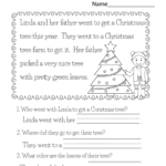 Printable Christmas Reading Worksheets For Kids | K5