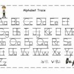 Printable Name Tracing   Alphabet Worksheets Free, Letter