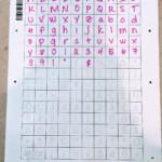 Silhouette Studio Font Creator Beginners Tutorial (V4.2