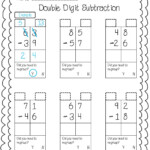 Subtracting With Regrouping Worksheet