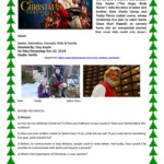 The Christmas Chronicles - Movie Activity - English Esl