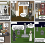 The Story Board(A Christmas Carol) Storyboard Av Jbacchas