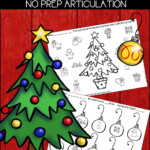 These Fun Christmas Themed Worksheets Are Perfect For The