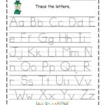 Traceable Alphabet Worksheets A-Z | Alphabet Worksheets Free