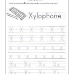 Worksheet ~ Alphabetiting Sheets Letter X Tracing Worksheet