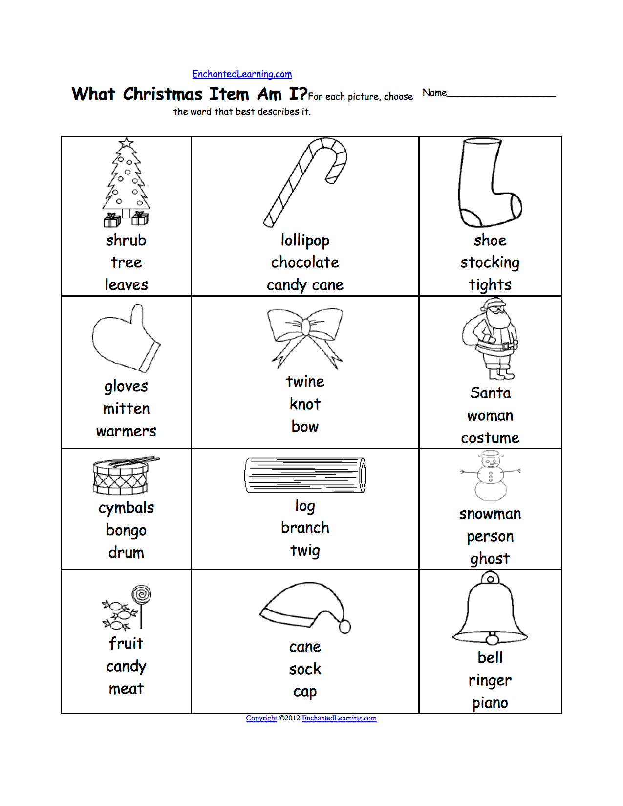 Worksheet Christmas In France | Printable Worksheets And
