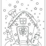 Worksheet ~ Christmas Math Coloringes 4Th Grade