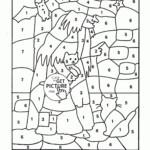 Worksheet ~ Coloring Free Mathng Worksheets 5Th Grade