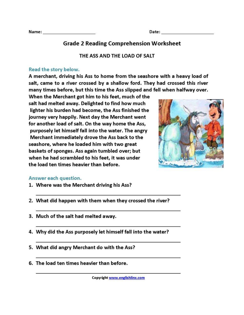 Worksheet ~ Extraordinary Year Comprehension Worksheets