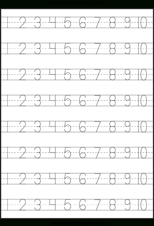 Worksheet ~ Freee Tracing Worksheets For Preschool Of The