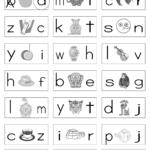Worksheet ~ Kindergarten Christmas Phonics Worksheet
