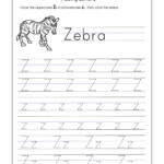 Worksheet ~ Worksheet Kindergarten Tracing Worksheets