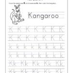 Worksheet ~ Worksheet Letter K Tracing Worksheets For