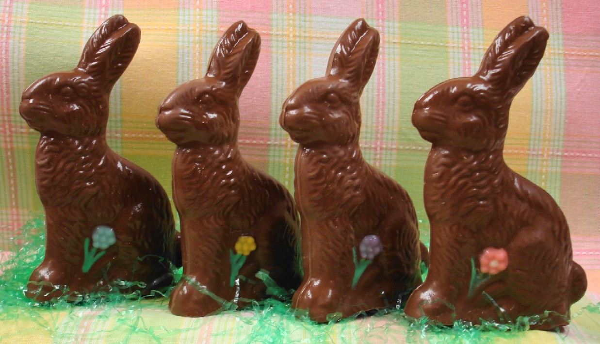 10 Famous Bunnies Pick Their Favorite Easter Candy
