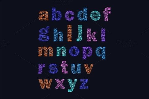 11 Best Printable Alphabet Letters Designs Free