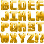 9 Best Bold Letters Free Sample Example Format