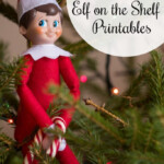 Elf On The Shelf Adoption Certificate Printable For The