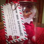 Elf On The Shelf Notes And Ideas Includes 6 Preformatted