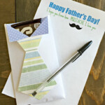 Father s Day Letter Printable And Gift Idea Craft Remedy